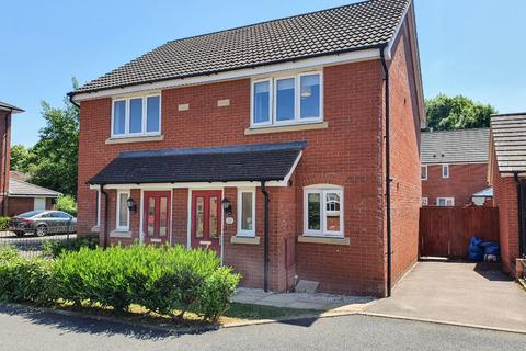 2 bedroom semi-detached house for sale - Sycamore Avenue, Belmont, Hereford