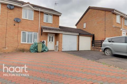 3 bedroom semi-detached house to rent - Booker Avenue, Bradwell Common