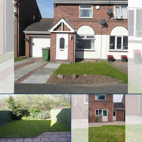 2 bedroom semi-detached house to rent - Swanage Drive, Redcar  TS10