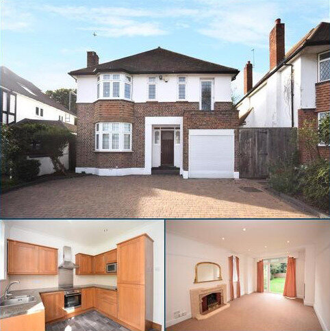 4 bedroom detached house to rent - Riefield Road London SE9