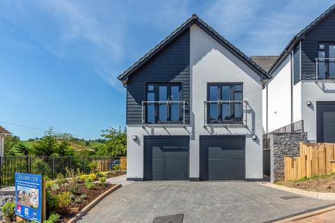 4 bedroom detached house for sale - Luscombe View, Badlake Hill, Dawlish, Devon