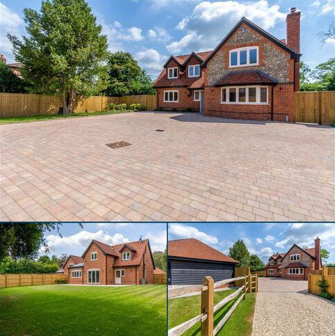4 bedroom detached house for sale - Newlands Lane, Stoke Row, Henley-on-Thames, Oxfordshire, RG9