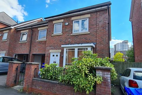 4 bedroom semi-detached house to rent - Bankwell Street, Hulme, Manchester, M15 5LN.