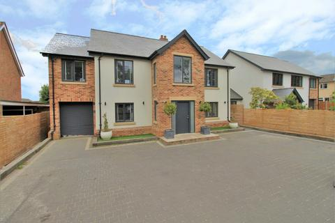 4 bedroom detached house for sale - Blacksmiths Lane, Wickham Bishops, Witham, Essex, CM8