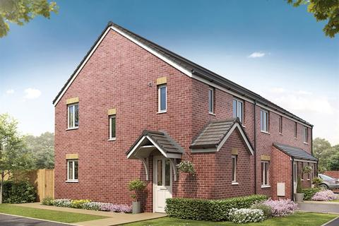 3 bedroom semi-detached house for sale - Plot 51, The Hanbury Corner at Barber Court, Olton Boulevard West, Tyseley B11