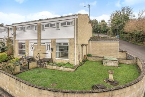 3 bedroom end of terrace house for sale - Hill View Road, BATH, Somerset, BA1