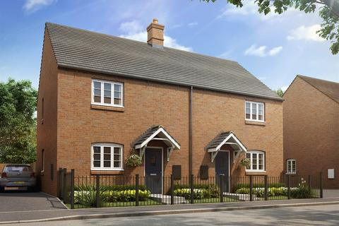 3 bedroom semi-detached house for sale - Plot 229, The Silverstone at The Furlongs @ Towcester Grange, Epsom Avenue NN12