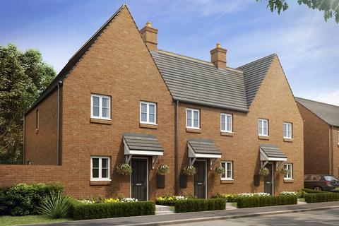 3 bedroom semi-detached house for sale - Plot 230, The Weedon at The Furlongs @ Towcester Grange, Epsom Avenue NN12