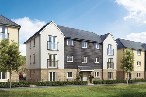 1 bedroom flat for sale - Plot 290, Apartment Type 1 at Persimmon @ Windrush Place, Townsend Road OX29