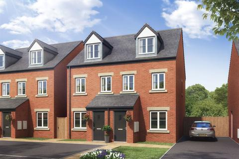 3 bedroom terraced house for sale - Plot 12, The Souter at Scholars Green, Boughton Green Road NN2