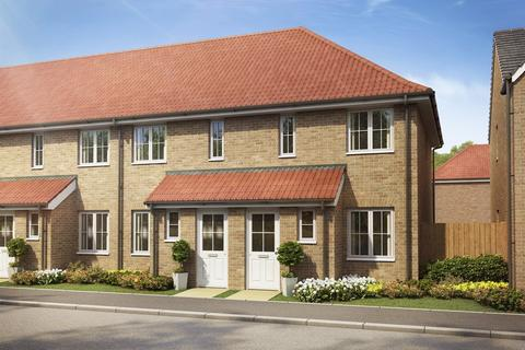 2 bedroom end of terrace house for sale - Plot 47, The Alnwick at Persimmon @ Aylesham Village, Dorman Avenue North CT3