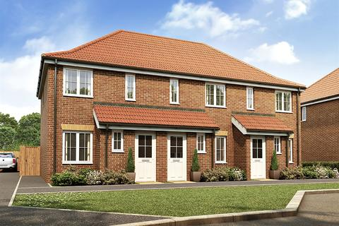 2 bedroom terraced house for sale - Plot 40, The Alnwick at Persimmon @ Aylesham Village, Dorman Avenue North CT3