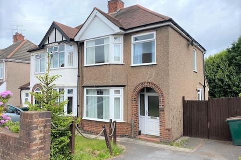 3 bedroom semi-detached house to rent - Dulverton Avenue, Coventry
