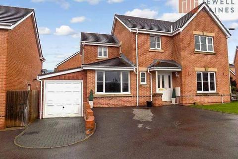 4 bedroom detached house for sale - Chestnut Bush , Broadlands, Bridgend. CF31 5FG