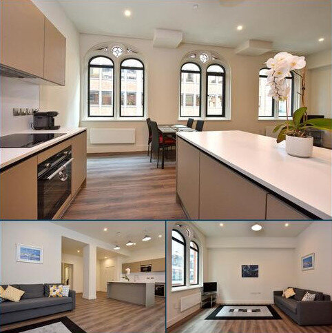 2 bedroom flat for sale - Cornwall Street, Birmingham, West Midlands, B3