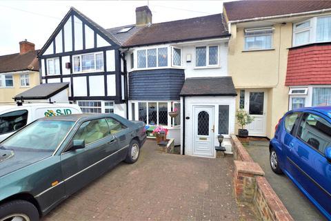 3 bedroom terraced house for sale - Ridgeway West, Sidcup, Kent, DA15