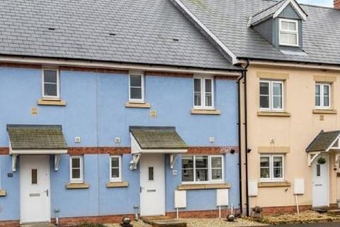 3 bedroom terraced house for sale - Ffordd Y Draen, Coity, Bridgend, Bridgend County. CF35 6DQ