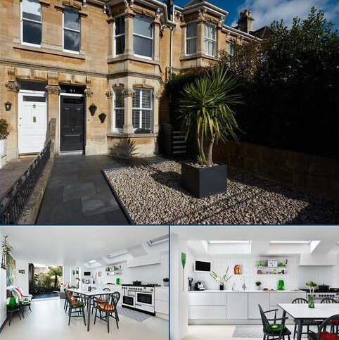 4 bedroom terraced house for sale - Devonshire Buildings, Bath, Somerset, BA2