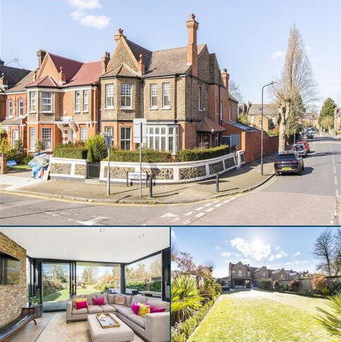 5 bedroom detached house for sale - St. Gabriels Road, Mapesbury Conservation Area, London, NW2