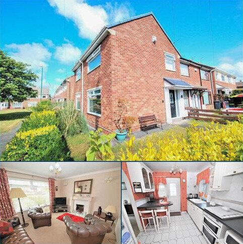3 bedroom semi-detached house for sale - Cedar Grove, Hebburn