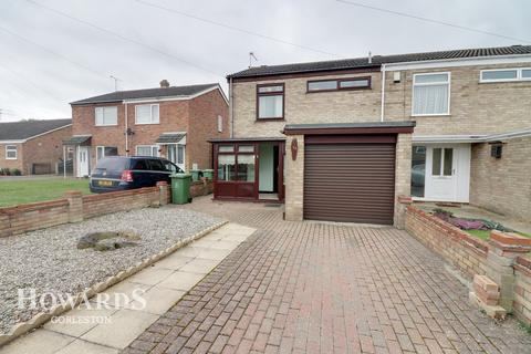 3 bedroom semi-detached house for sale - Hopton Gardens, Hopton