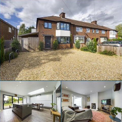4 bedroom end of terrace house for sale - Cherry Hinton Road, Cambridge
