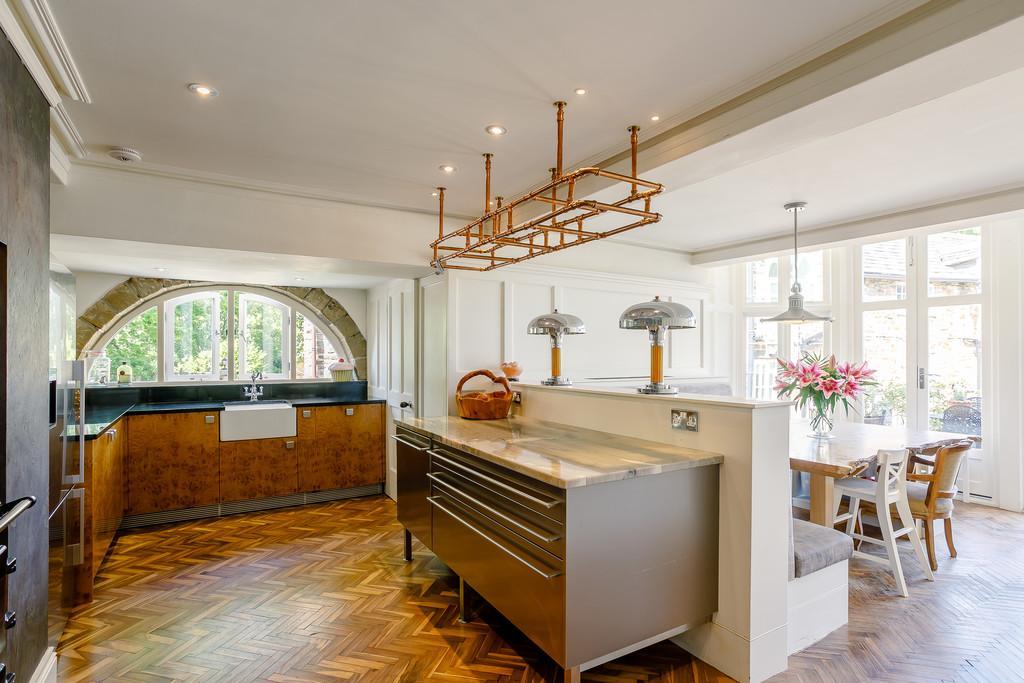 Grove House Kitchen
