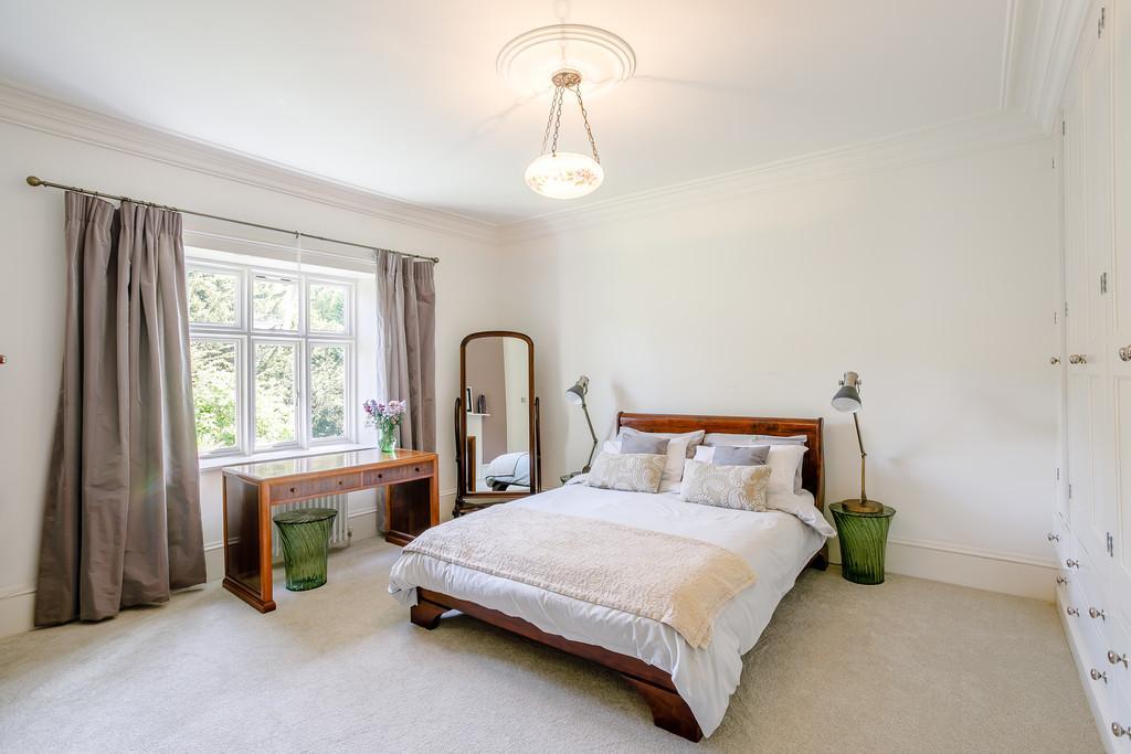 Grove House Master Bedroom