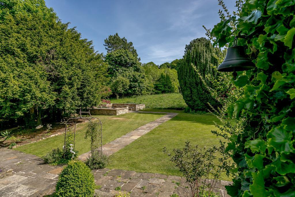 Grove House Rear Garden