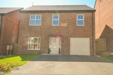 4 bedroom detached house for sale - Berrisford Avenue, Eckington, Sheffield, S21