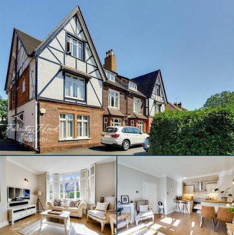 2 bedroom flat for sale - Glenluce Road, London