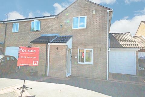 2 bedroom semi-detached house for sale - Crimscote Close, Monkspath