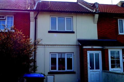 2 bedroom terraced house to rent - Victoria Road, Woolston