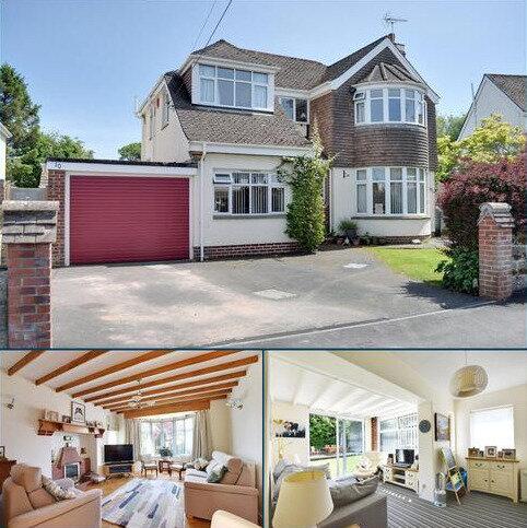 4 bedroom detached house for sale - Hillcrest Road, Barnstaple