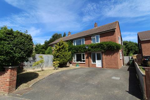 4 bedroom semi-detached house for sale - Tyrrells Way, Sutton Courtenay