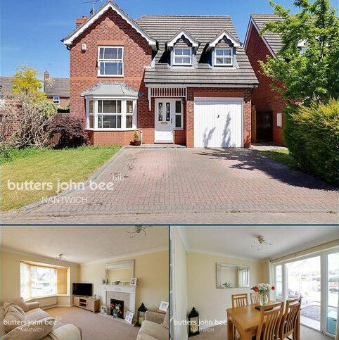 4 bedroom detached house for sale - Tinkersfield, Stapeley