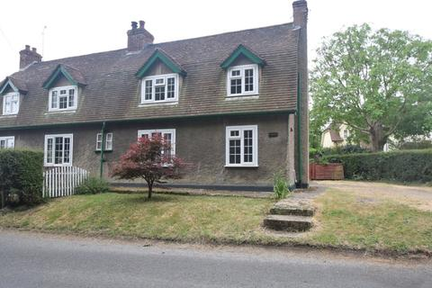 3 bedroom cottage to rent - The Finches, Belchamp St Pauls