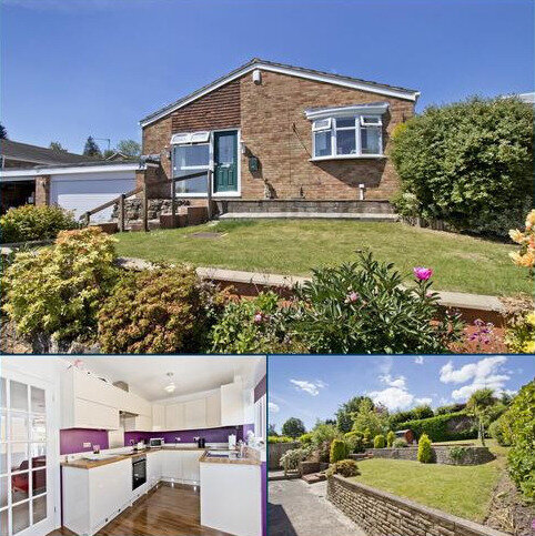 3 bedroom detached bungalow for sale - Rochester Way, Crowborough