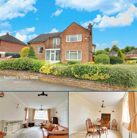 3 bedroom detached house for sale - Riddings Lane, Northwich