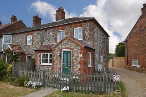 3 bedroom cottage for sale - The Common, West Runton