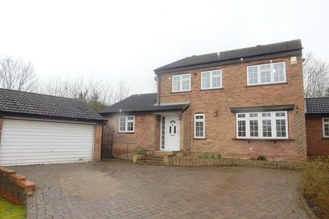 4 bedroom detached house to rent - Pennine Close, Oadby, Leicester, LE2 4TB
