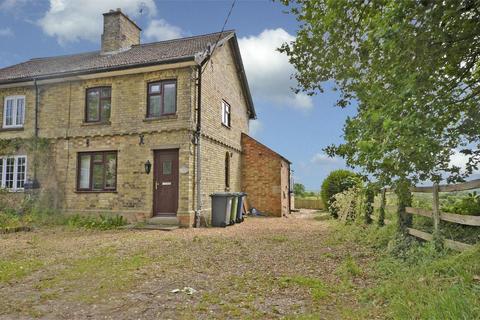 2 bedroom semi-detached house for sale - Hill Farm Cottage, Toll Bar Lane, Keyston, Cambridgeshire