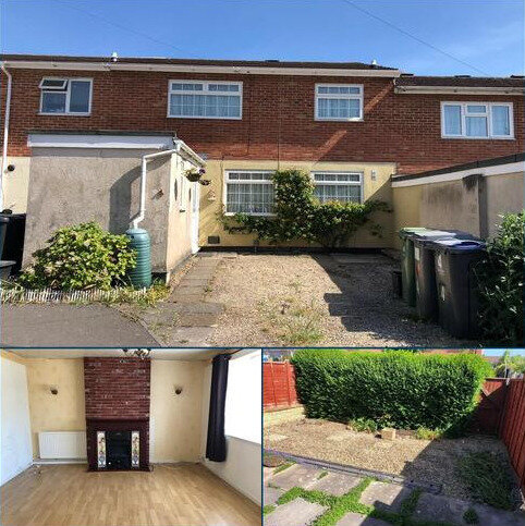 3 bedroom terraced house for sale - Savernake Close, Warminster