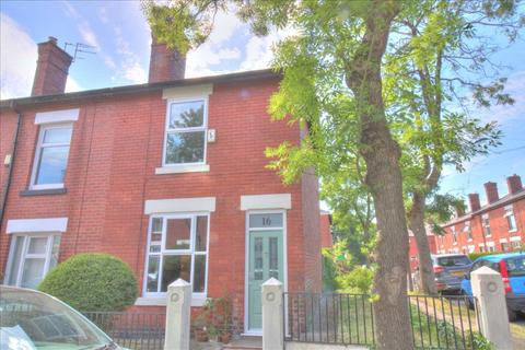 2 bedroom end of terrace house for sale - Dashwood Road, Prestwich, Prestwich