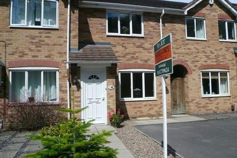 2 bedroom townhouse to rent - Keswick Close, Glen Parva