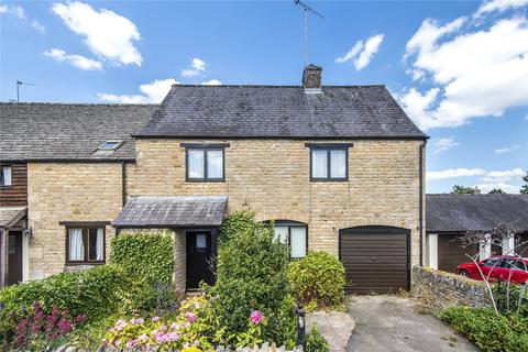 3 bedroom end of terrace house for sale - Sylvester Close, Burford, Oxfordshire, OX18