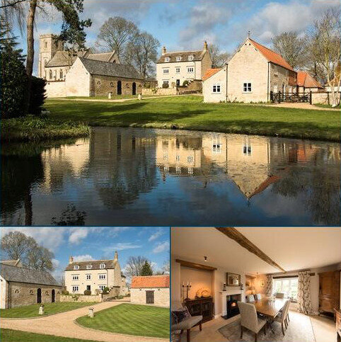 6 bedroom character property for sale - Church Farm, Water Lane, Swayfield, Grantham, Lincolnshire, NG33