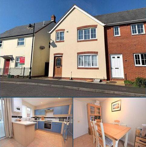 3 bedroom semi-detached house for sale - Nichol Place, Cotford St. Luke, Taunton, Somerset, TA4
