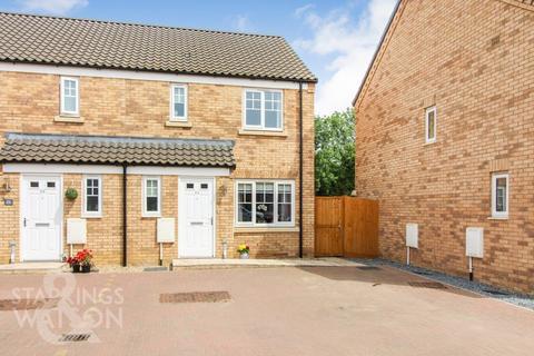 3 bedroom semi-detached house for sale - Reeve Way, Wymondham