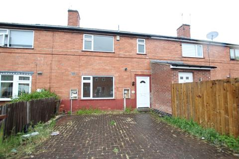 3 bedroom terraced house to rent - Deepdene Way, Nottingham
